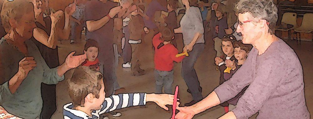 """Bal enfants """"P'tite Marmaille"""" – Fête des Palhàs – Molompize"""